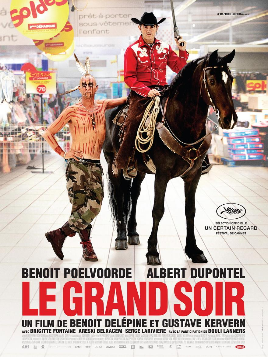 Le grand soir (2012) Online Latino