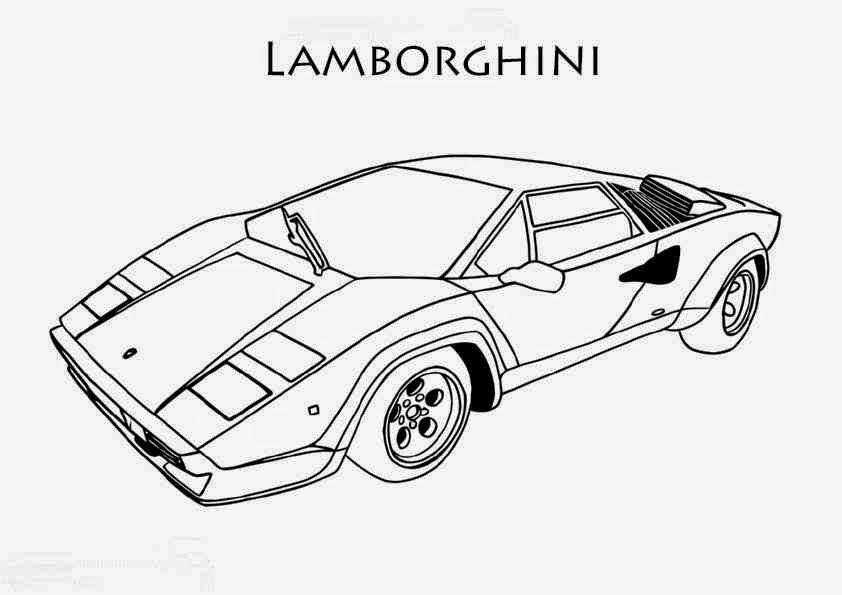 coloriage lamborghini galardo gratuit coloriage voiture. Black Bedroom Furniture Sets. Home Design Ideas