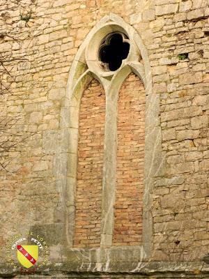 TOUL (54) - Chapelle templière de Libdeau