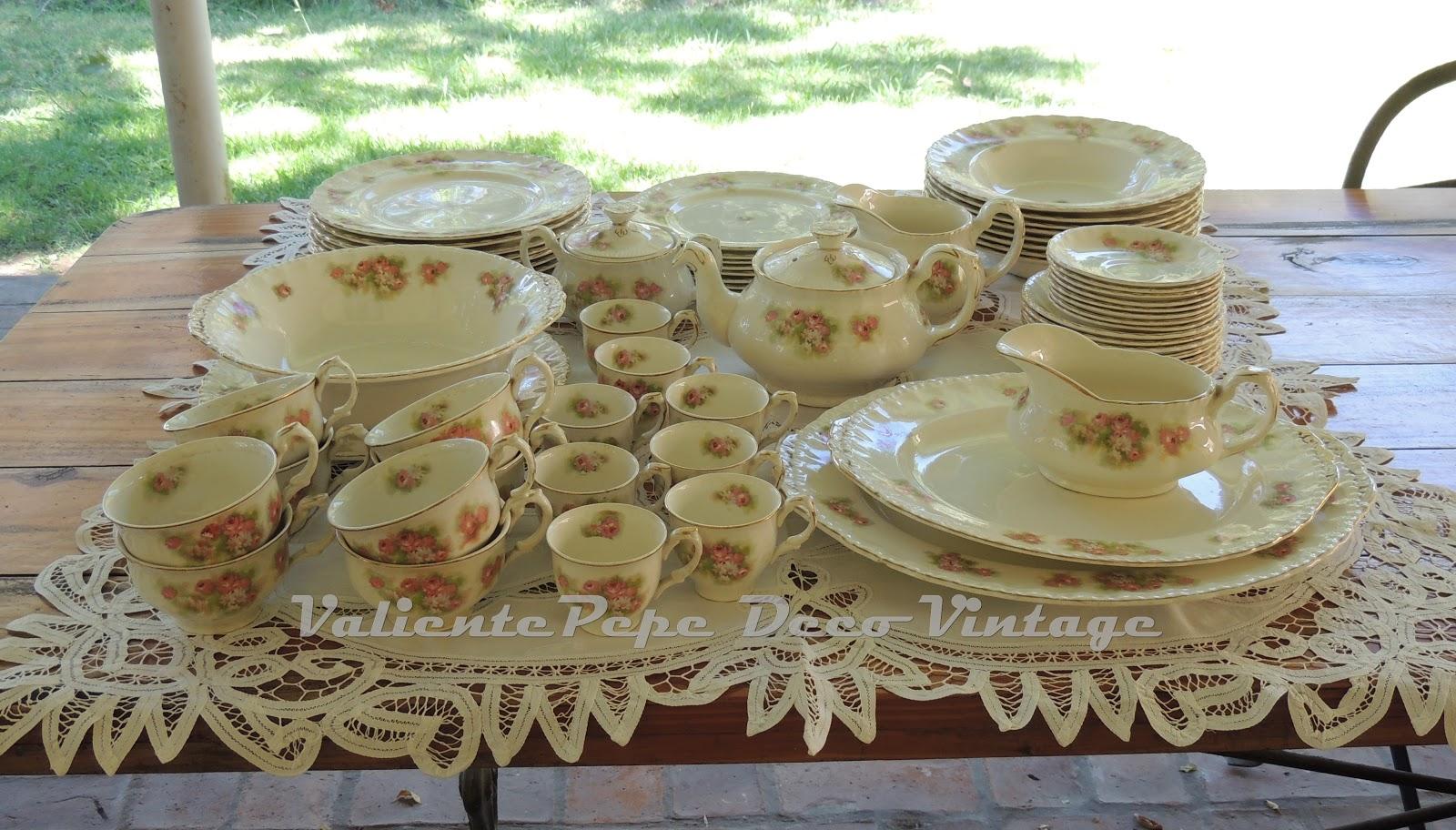 Valiente pepe vajilla inglesa porcelana grindley for Vajilla de porcelana inglesa