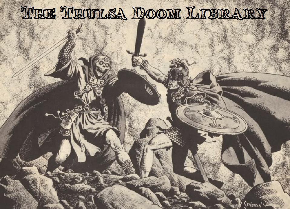 The Thulsa Doom Library
