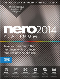 Download Nero Platinum 2014 + Ativação Torrent