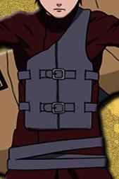 Gaara vest