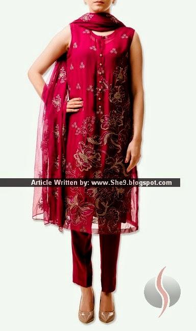 Chiffon Dresses Designs