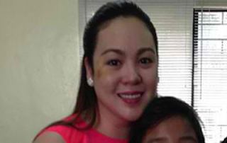 Claudine Barretto has bruises on her face, what happened?