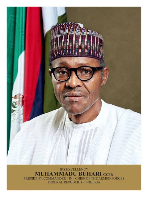 PDP will never hang Buhari's portrait in their office!