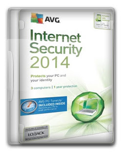 AVG Internet Security 2014 + Serial e Instruções