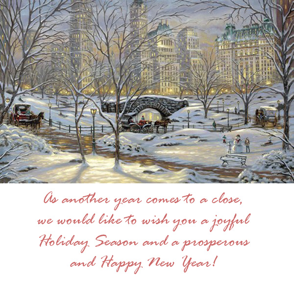 Holiday Greetings from Demolition Depot