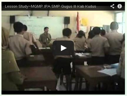 Video Lesson Study Seleksi Alam Ipa Edukasi