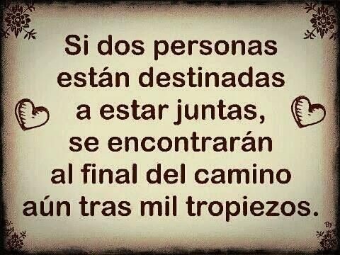 Destino...