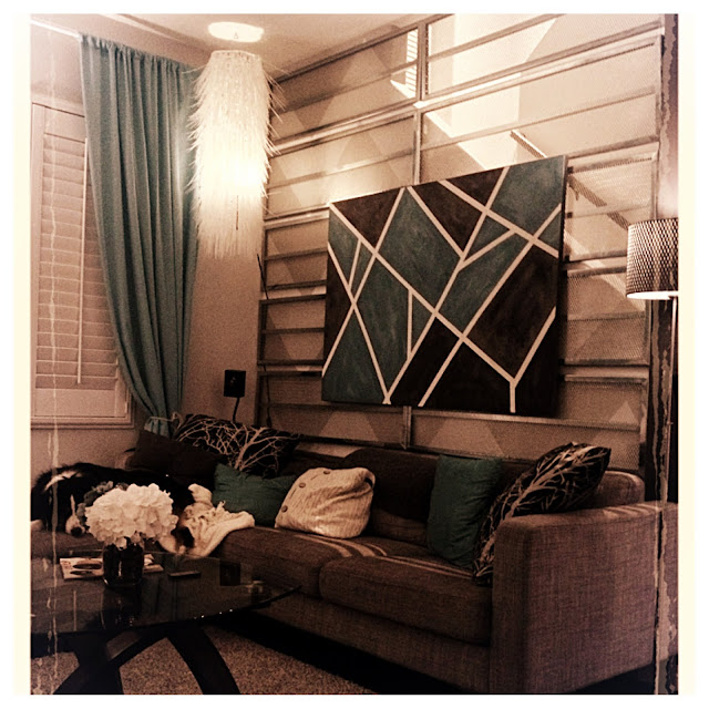 Canvas Room Divider Diy