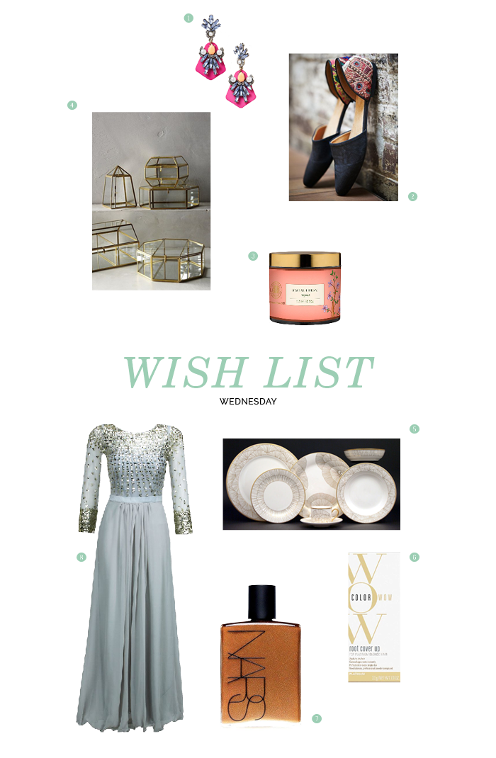 Wish List | Bangles & Bungalows