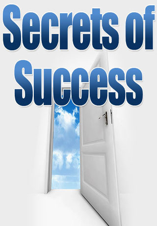 The secret of success in life pdf harkness