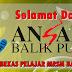 Selamat Datang ke Blogspot Ansara Balik Pulau