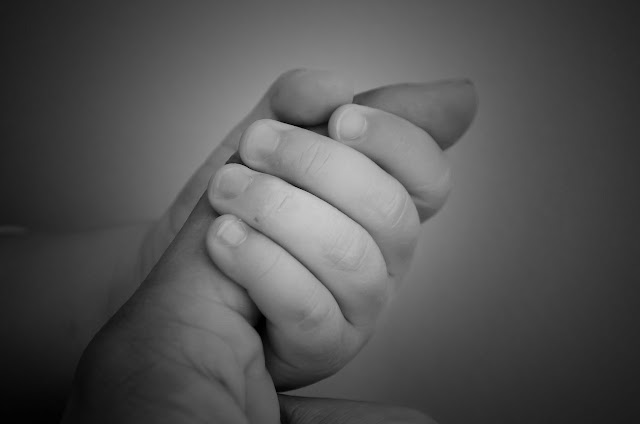 the beauty of a mother's loving hands