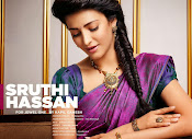 Shruti Haasan Beautiful in Jewellery Ad Photo shoot-thumbnail-4