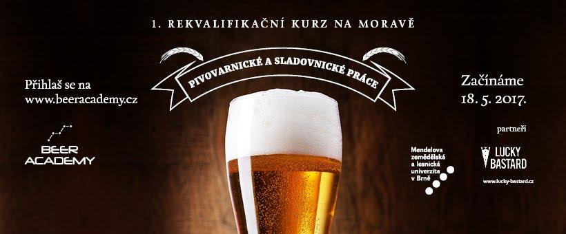 Beer Academy - Kurzy Vaření Piva, Rekvalifikace Sládek
