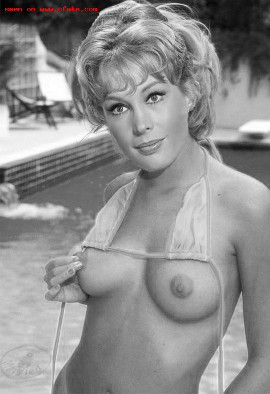 You Barbara eden nude fakes