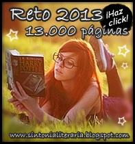 Reto 13000 páginas