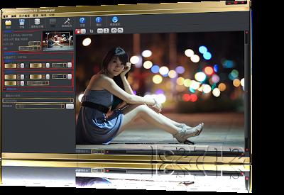 放大圖片圖片不失真(支援批次處理),最新版Benvista PhotoZoom  多國語言綠色免安裝版!