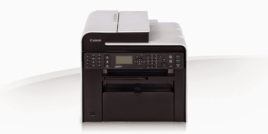 Printer Driver For Canon Mf4800