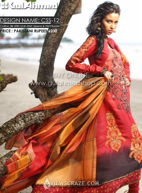 gul ahmed 2012 collection
