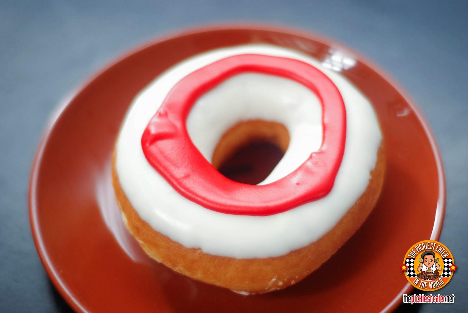 krispy kreme hug doughnut