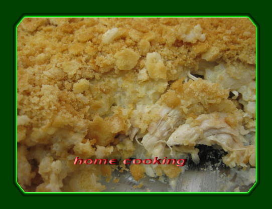 Creamy Chicken and Rice Casserole | Home cooking