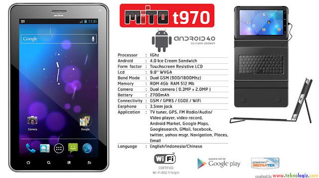 Mito T970 - www.teknologiz.com