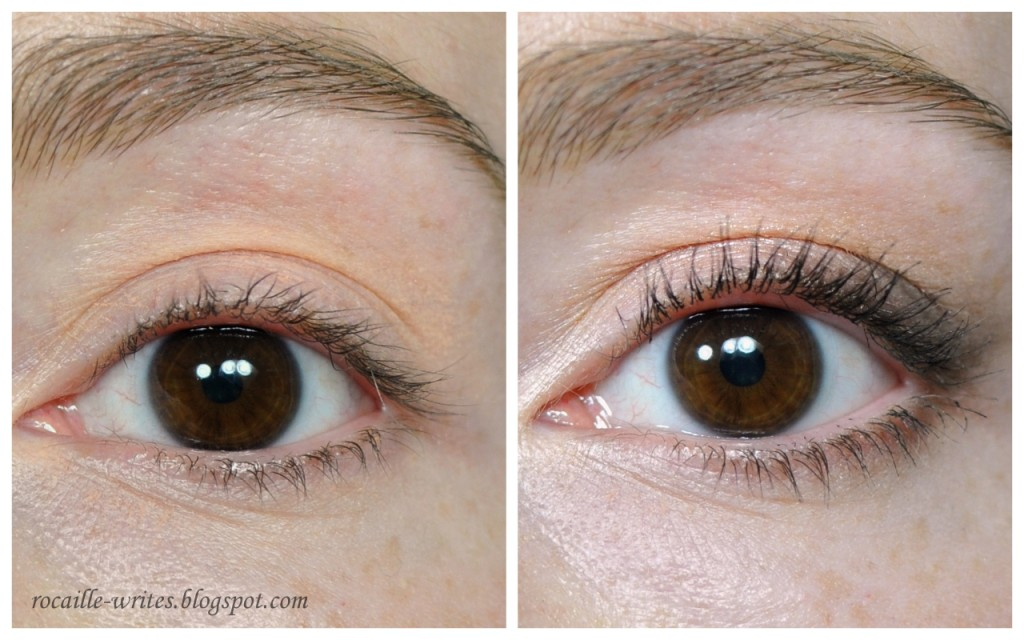 Rocaille Writes: Rocaille Redes: Make-up Tips for Almond-Shaped Eyes