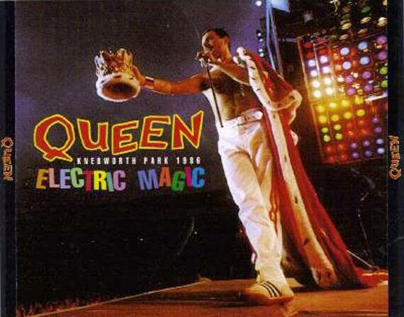 Queen - Electric Magic (Knebworth`86)