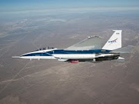 NASA Dryden Flies New Supersonic Shockwave Probes