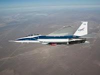 NASA Dryden Flies New Supersonic Shockwave Probes