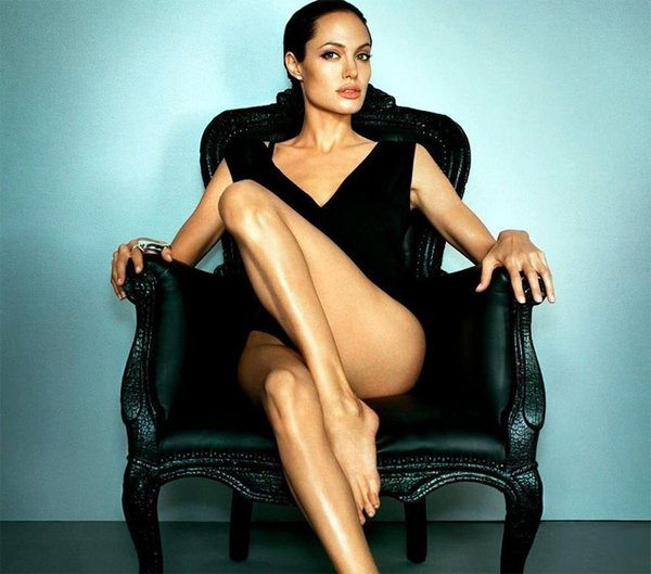Hot Photos Hot Pictures Of Angelina Jolie