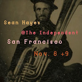 SEAN HAYES FRI & SAT @ THE INDEPENDENT!