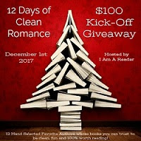 12 Days of Clean Romance Giveaway