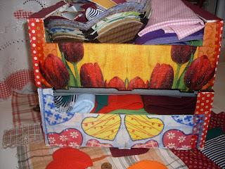 Cajas Recicladascarretes Para Puntillas Y Mas