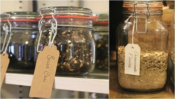 Hatties of Baslow - Jars of Tea