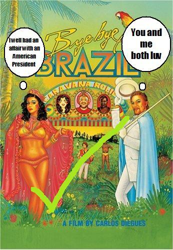 bye bye brazil Bye bye brazil essays: over 180,000 bye bye brazil essays, bye bye brazil term papers, bye bye brazil research paper, book.
