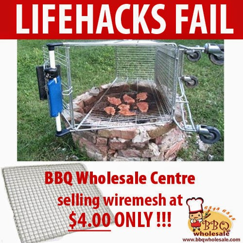 BBQ Wholesale Singapore - Just for Laugh