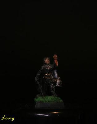 Sir Jonnes Tireld de los Caballeros de Origo - The Knights of Origo