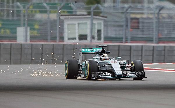 Fórmula 1 GP Rusia 2015