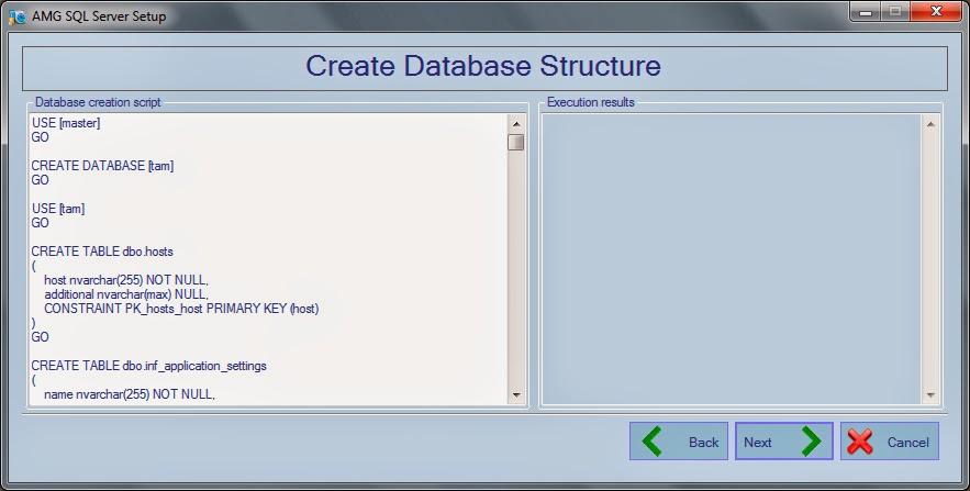 Setup AMG server on MS SQL Server Image 4