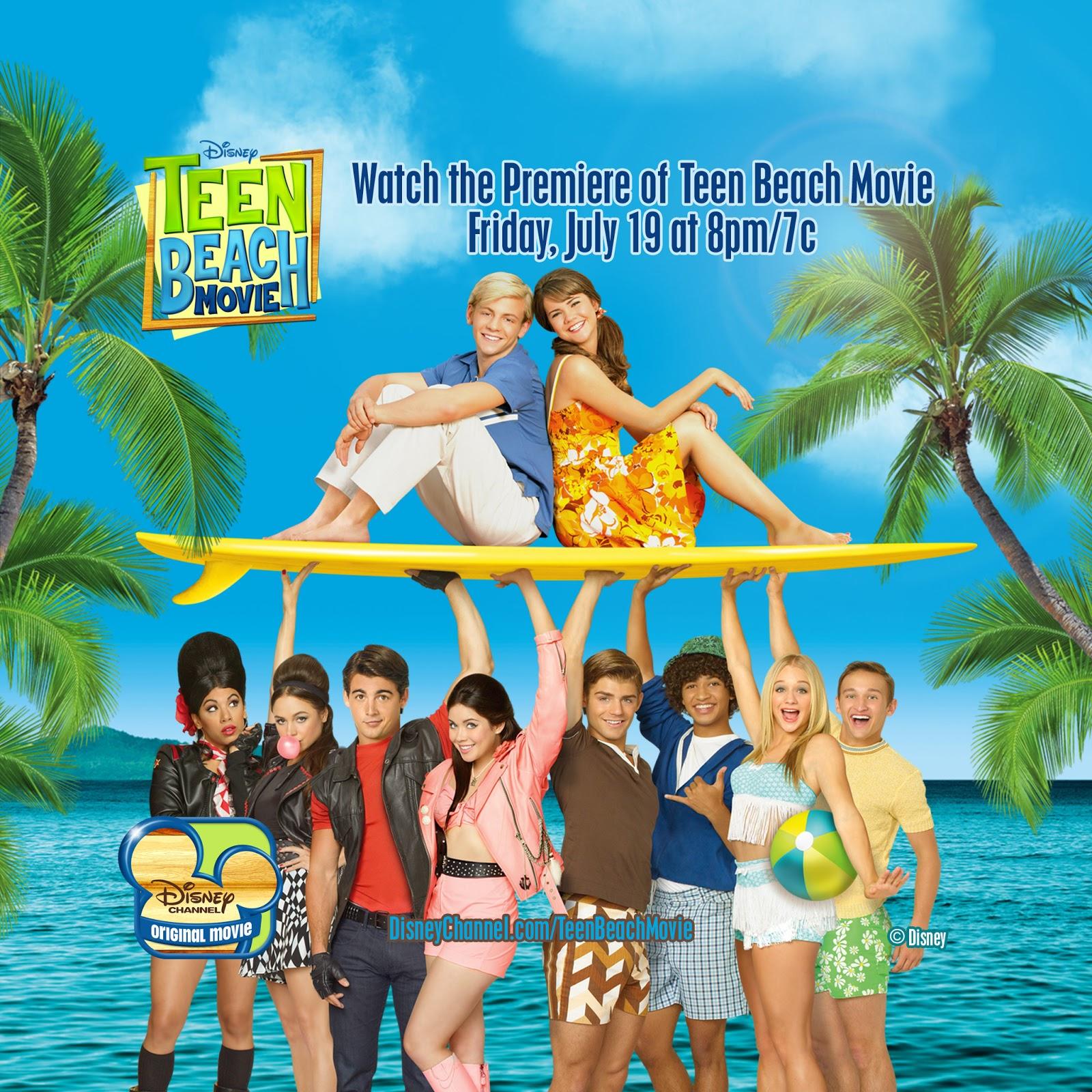 Teen Spot July 100