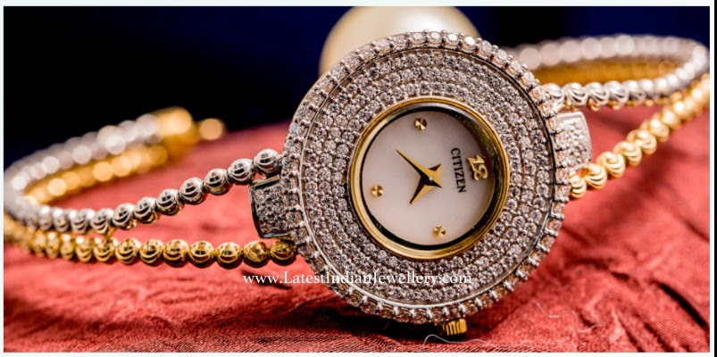 Designer Diamond Watches for Women