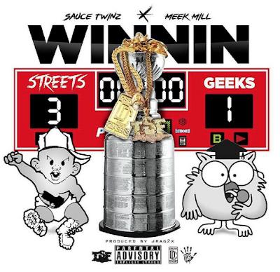 Meek Mill & Sauce Twinz – Winnin (Drake Diss)