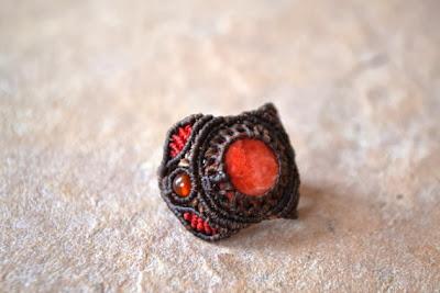 Spirit&Sol Macrame Ring