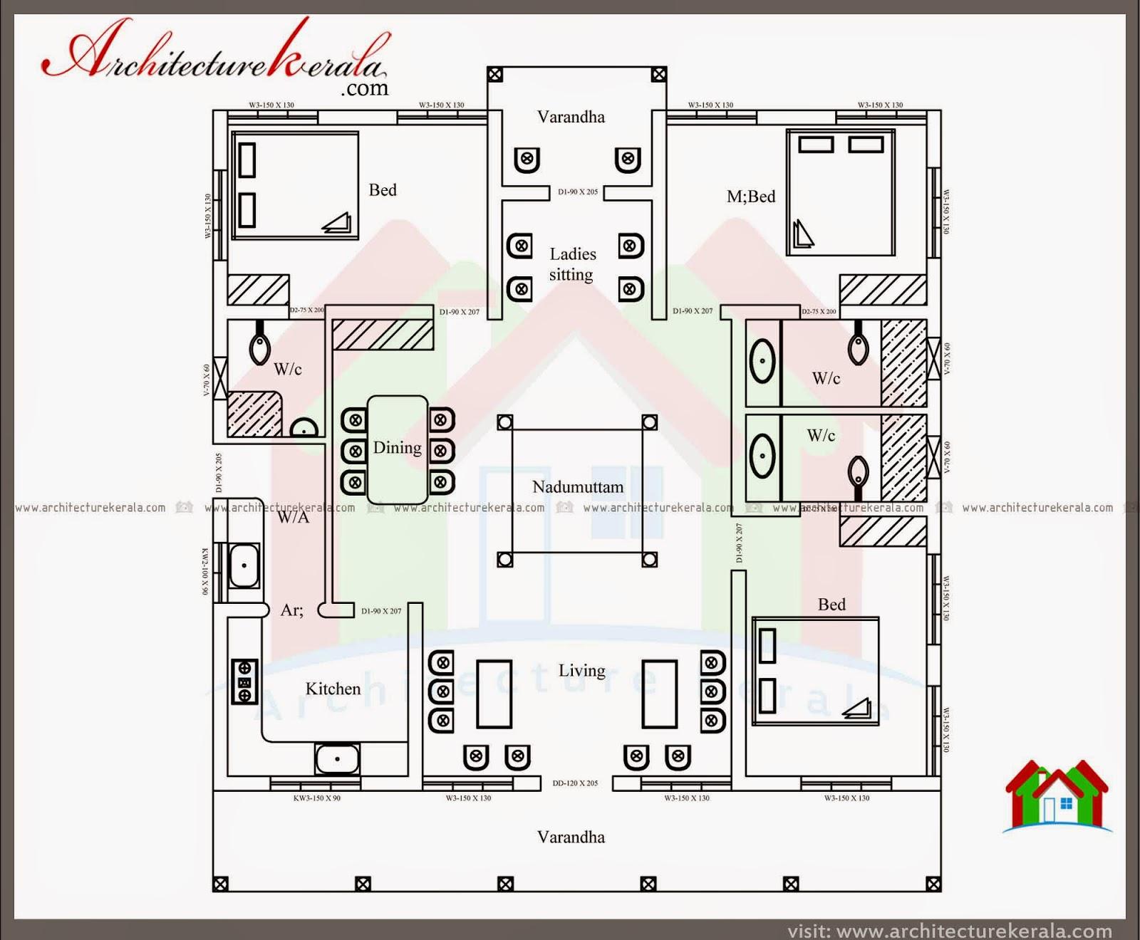 Veed Plans In Nalukettu Joy Studio Design Gallery Best