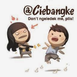 Kata-Kata Ngenes #CieBangke yang Ngaco