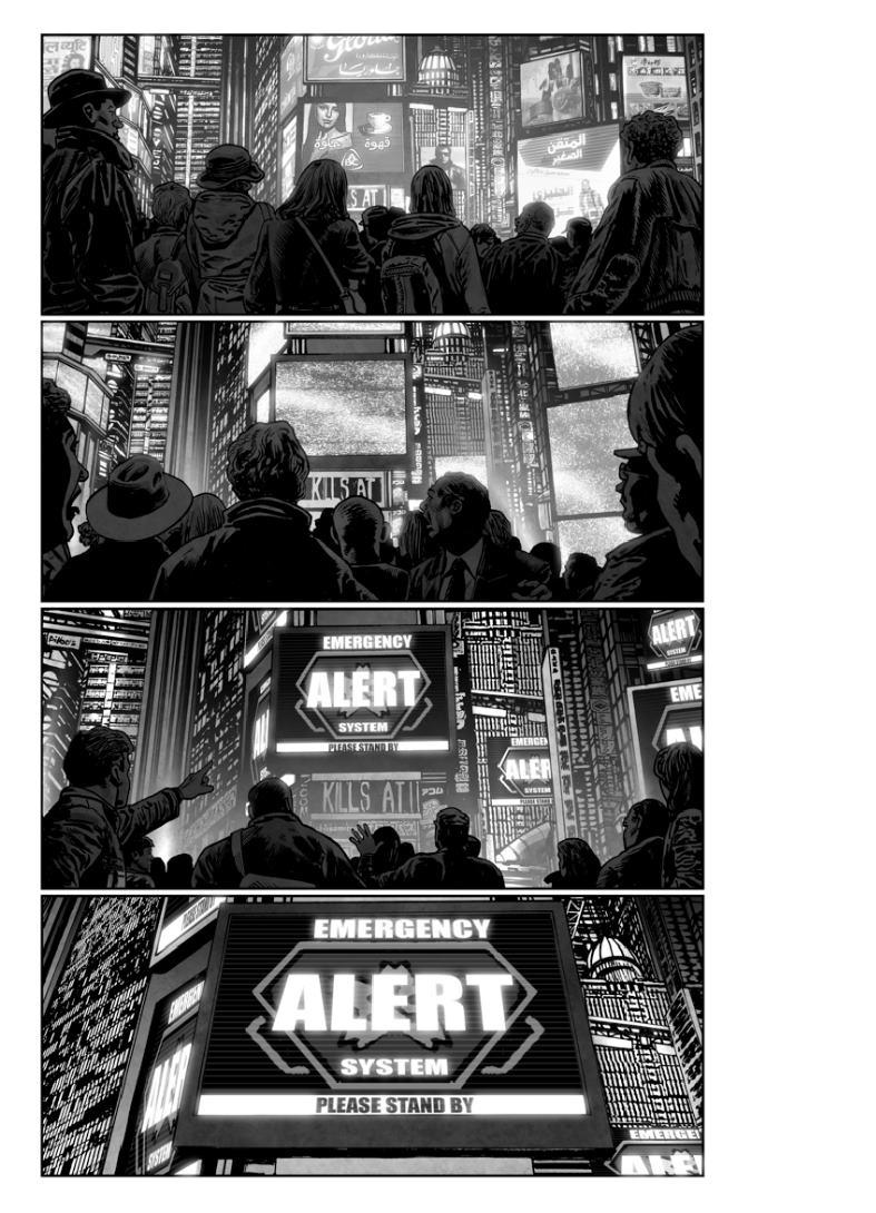 Akira%2BWarning Akira Storyboards Showing Tetsuo Posted Online